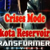 Transformers Universe Gameplay Akota Reservoir Crises Part 1