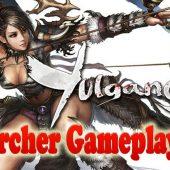 Yulgang 2 Archer Gameplay