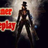 City of Steam Gunner Gameplay