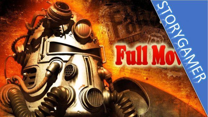 Fallout Full Movie All Cutscenes